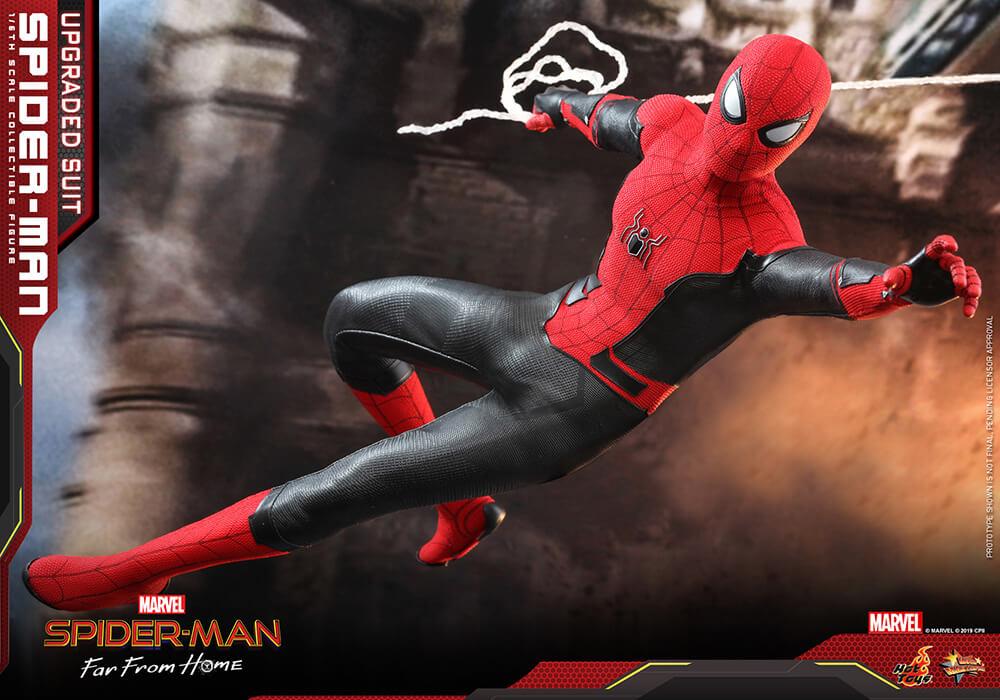 【ムービー・マスターピース】『スパイダーマン:ファー・フロム・ホーム』  1/6スケールフィギュア スパイダーマン(アップグレードスーツ版)