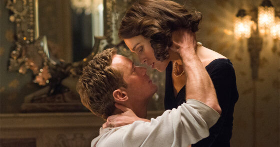 モーガン夫人の秘密