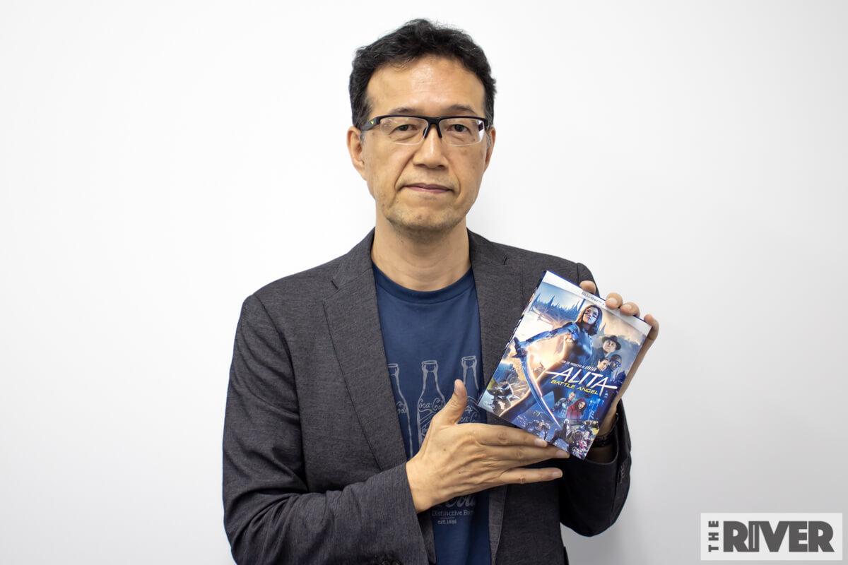 アリータ バトルエンジェル 荒牧伸志さん特別インタビュー-1
