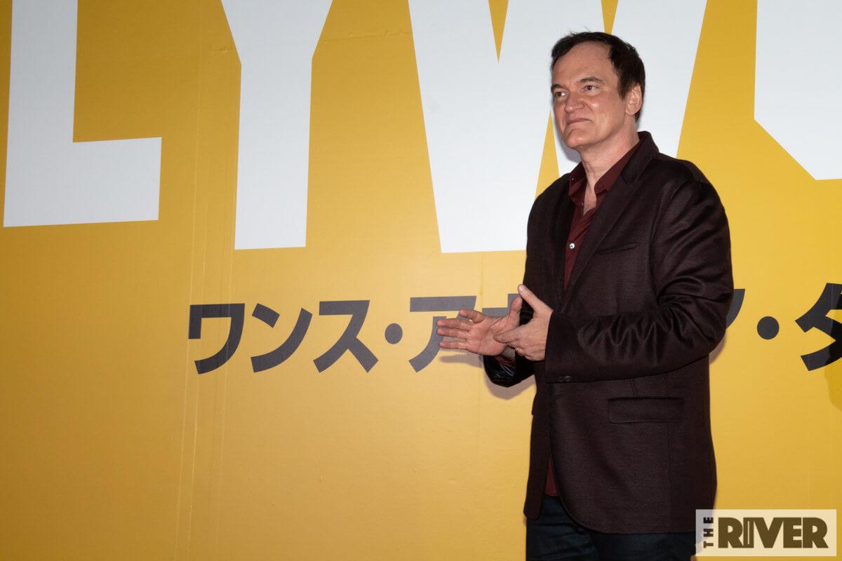 『ワンス・アポン・ア・タイム・イン・ハリウッド』ジャパンプレミア レッドカーペット
