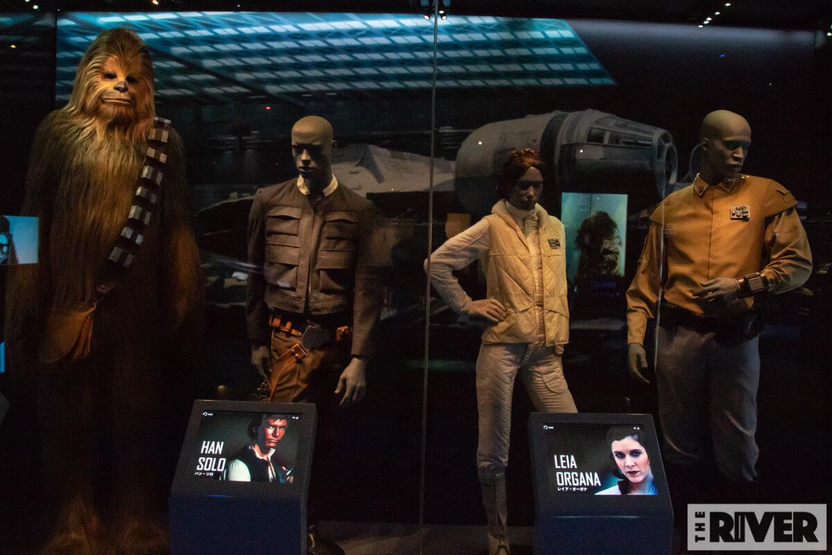 『スター・ウォーズ』大展覧会 Star Wars Idenentities The Exhibition