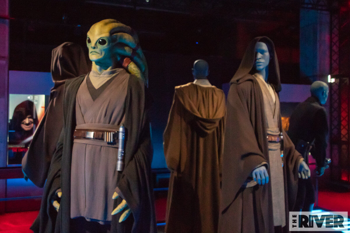 『スター・ウォーズ』大展覧会 Star Wars Idenentities The Exhibition
