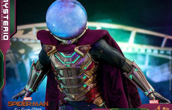 【ムービー・マスターピース】 『スパイダーマン:ファー・フロム・ホーム』   1/6スケールフィギュア ミステリオ