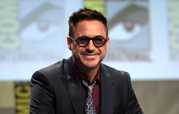 ロバート・ダウニー・Jr. Robert Downey, Jr.