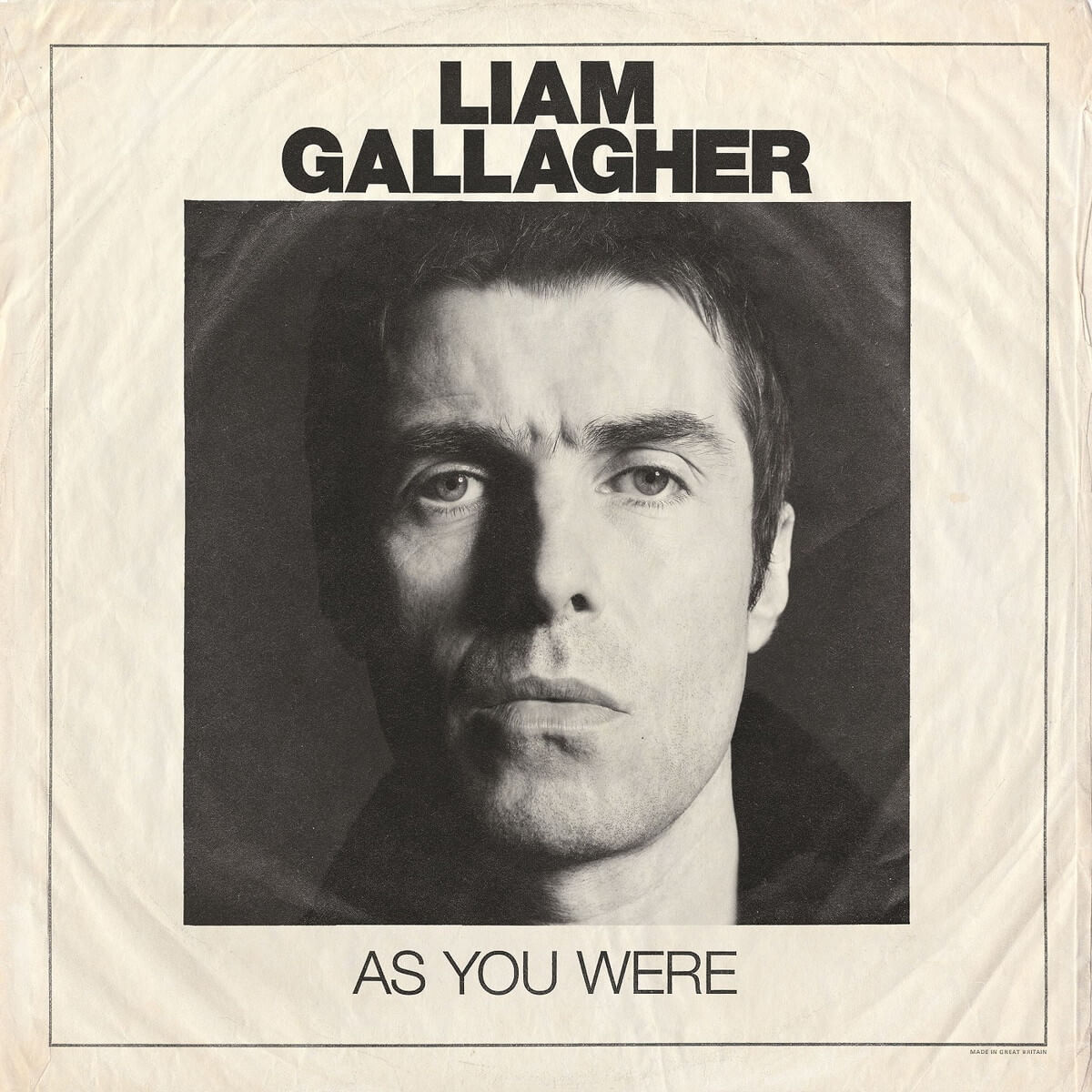Liam Gallagher: As It Was(原題)