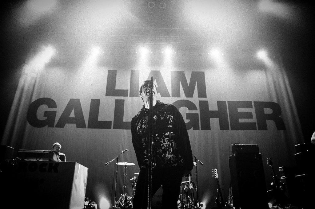 Liam Gallagher: As It Was(原題)