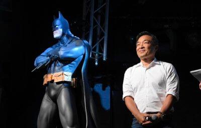 ジム・リーとバットマン