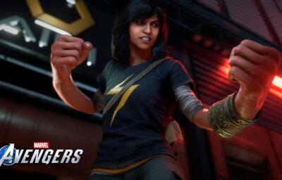 Marvel's Avengers (アベンジャーズ)