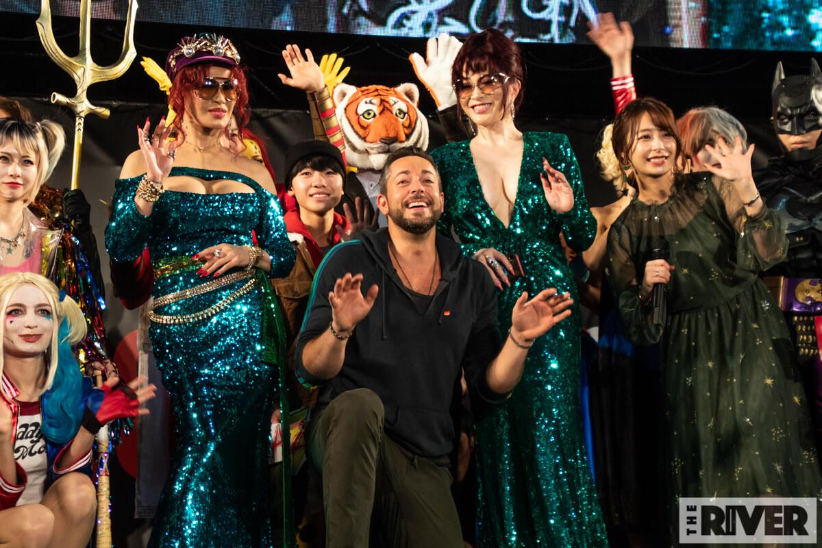 ザッカリー・リーヴァイ「東京コミコン2019」