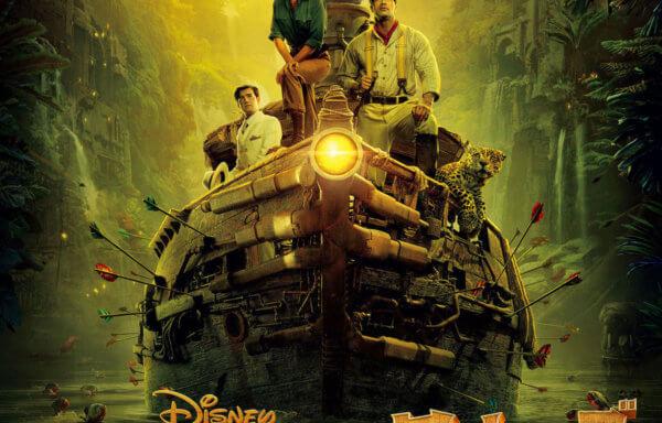 映画『ジャングル・クルーズ』ポスター