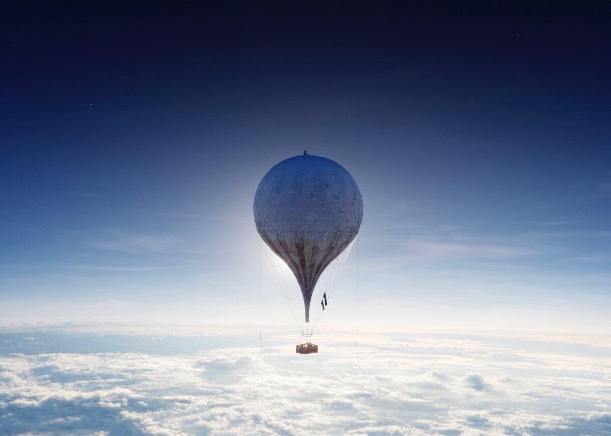 イントゥ・ザ・スカイ 気球で未来を変えたふたり