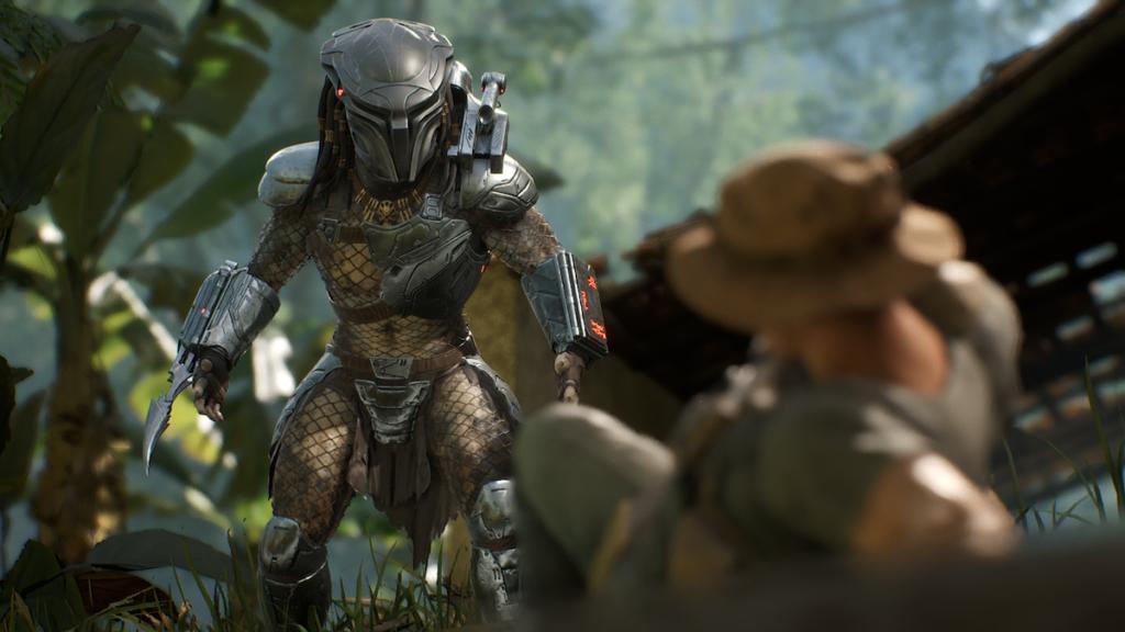プレデターのPS4ゲーム『Predator Hunting Grounds』発売決定