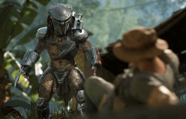 プレデター Predator: Hunting Grounds