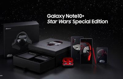 『スター・ウォーズ/スカイウォーカーの夜明け』 公開記念 「Galaxy Note10urlencodedmlaplussign Star Wars Special Edition」