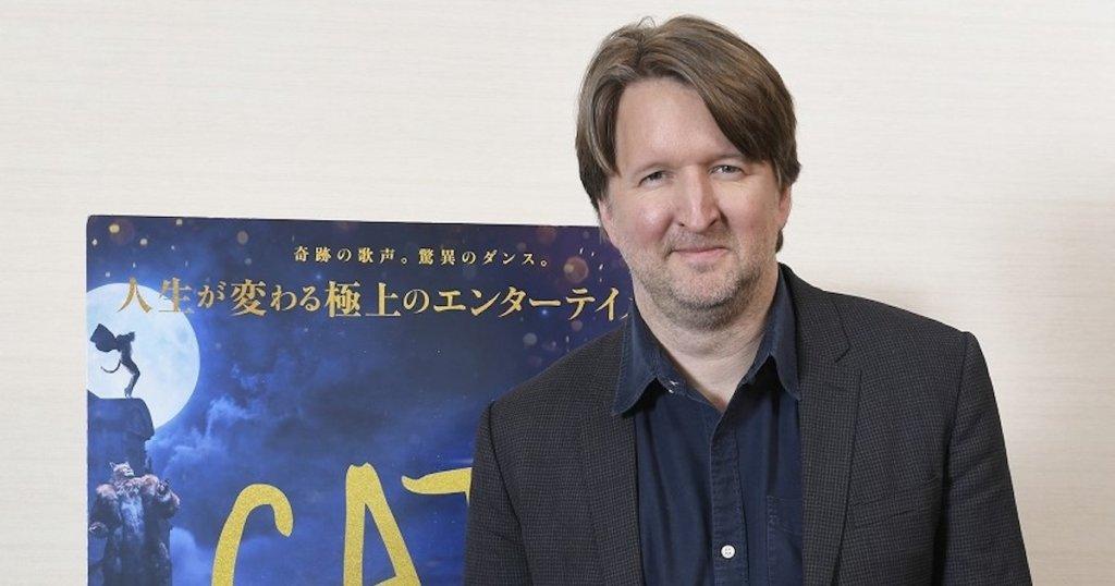 『キャッツ』トム・フーパー監督