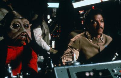 『スター・ウォーズ エピソード6/ジェダイの帰還』ランド・カルリジアンとナイン・ナン