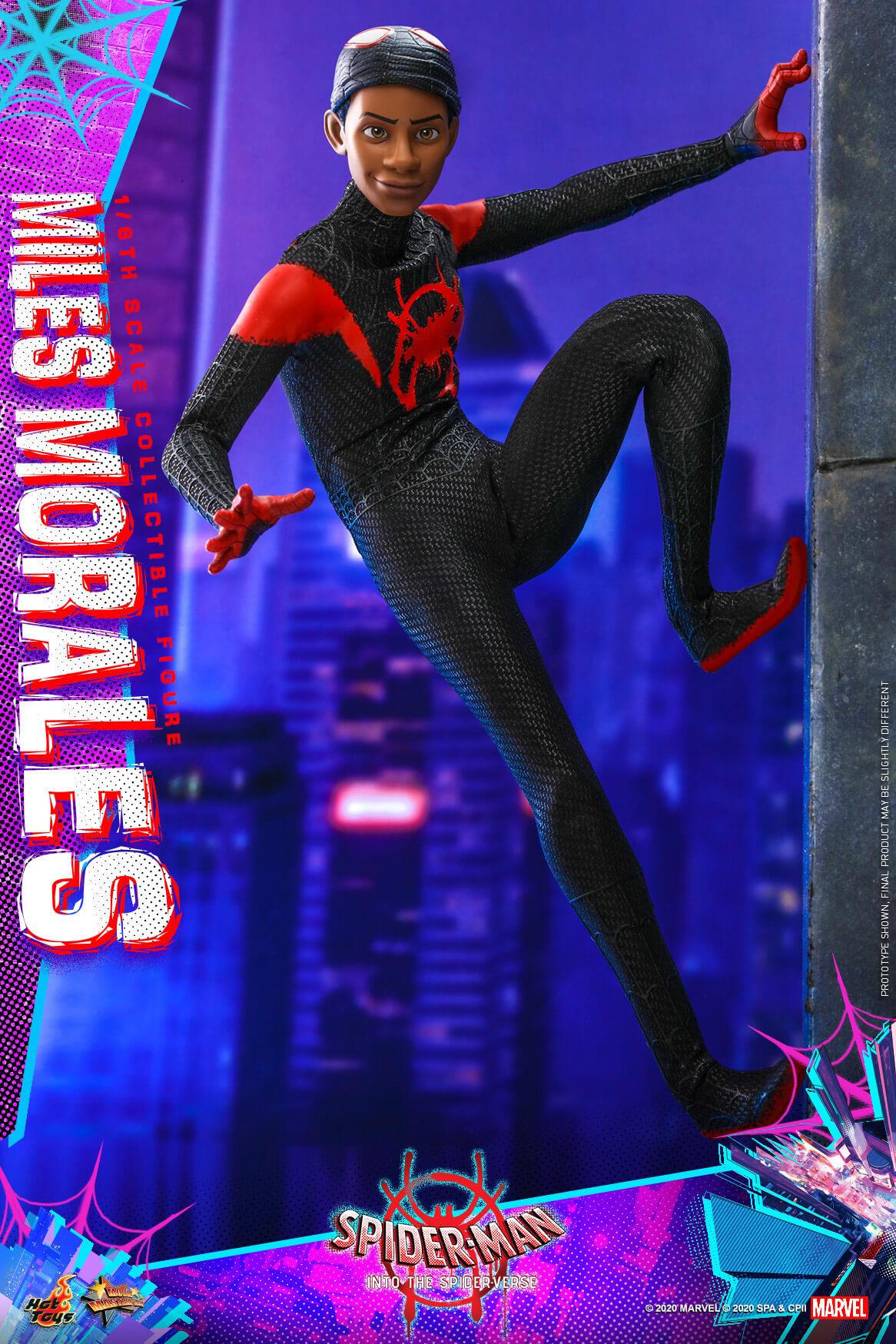 スパイダーマン:スパイダーバース マイルズ・モラレス