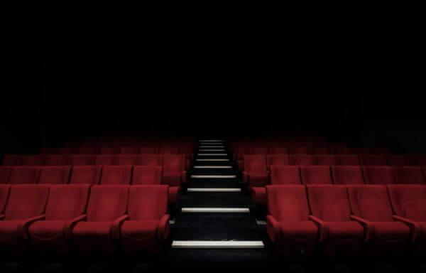 映画館 movie theater