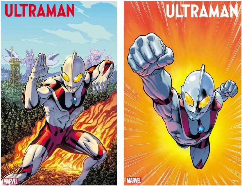 THE RISE OF ULTRAMAN ウルトラマン