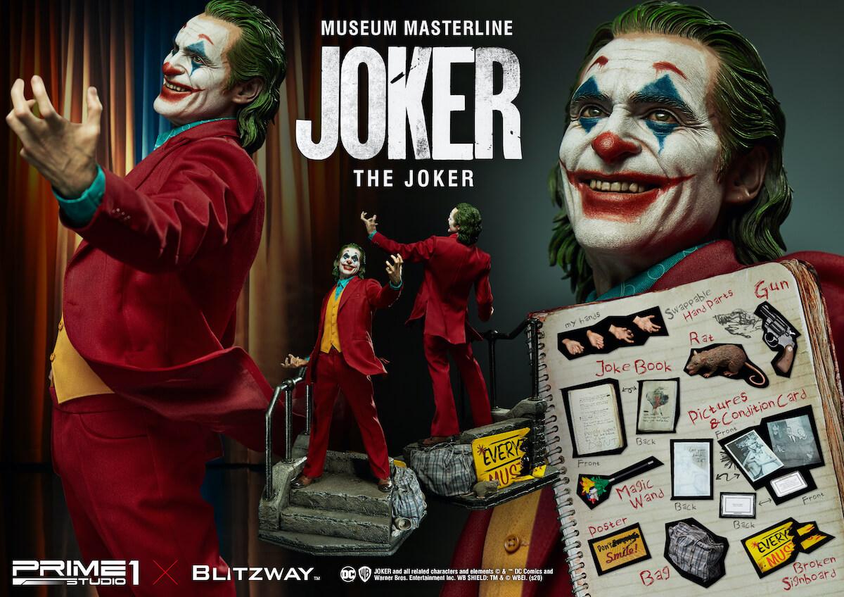 プライム1スタジオ ミュージアムマスターライン/ JOKER: ジョーカー 1/3 スタチュー MMJK-01S