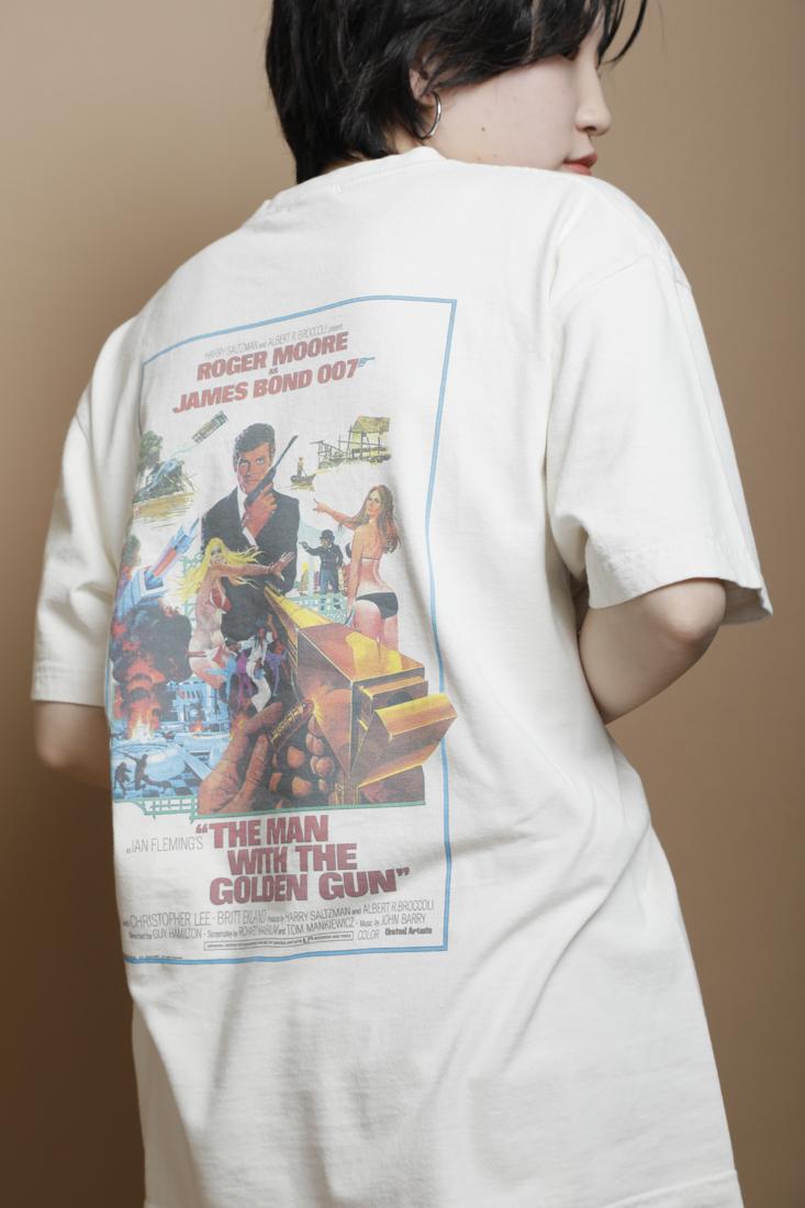 【GOOD ROCK SPEED】「007」コラボTシャツ