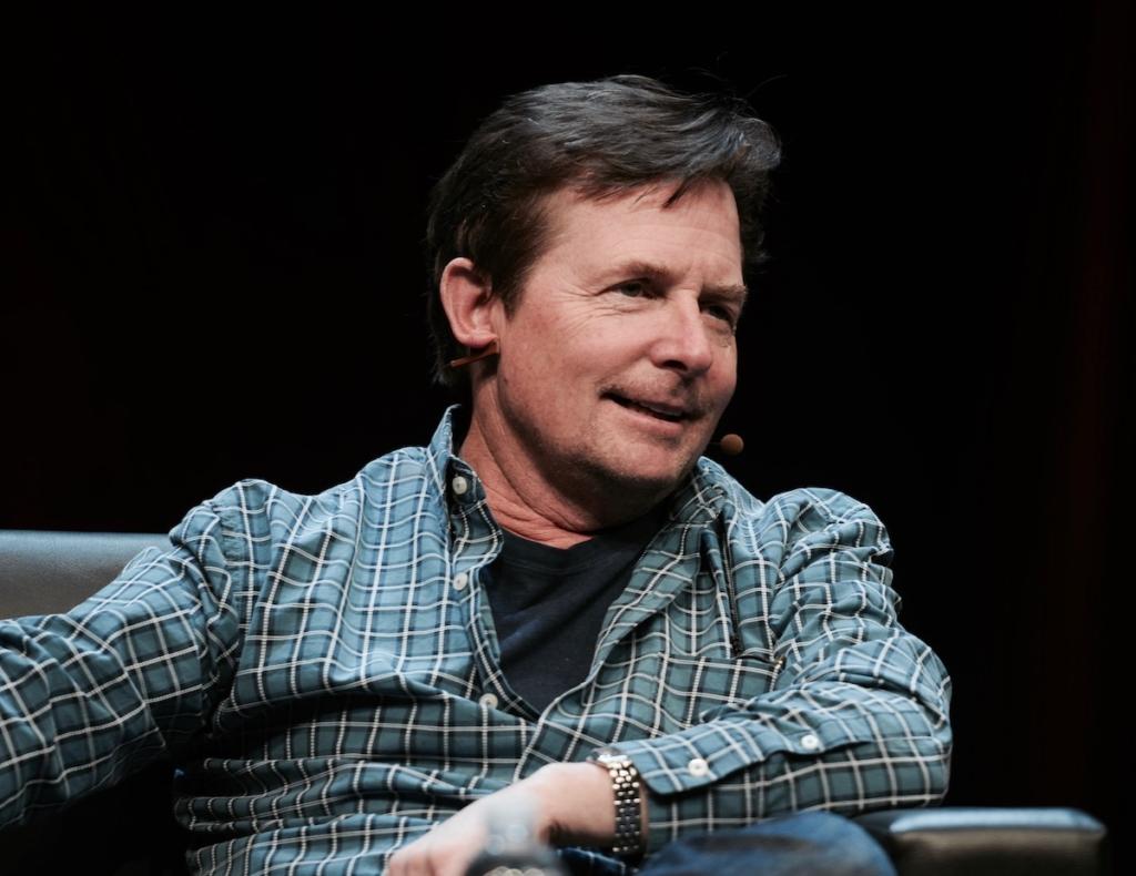 マイケルJフォックス Michael J. Fox