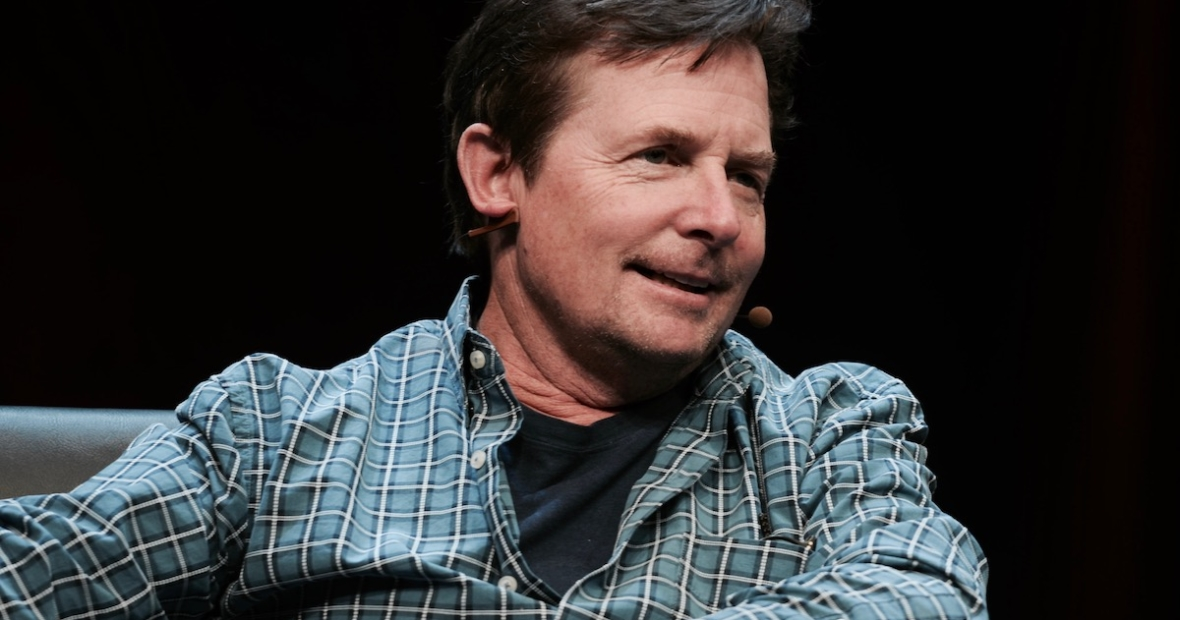 マイケルJフォックス Michael J. Fox
