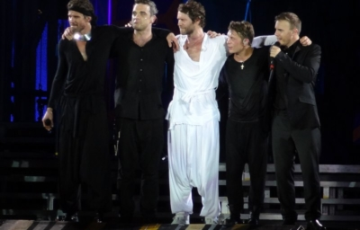 Take That Milan 2011-07-12