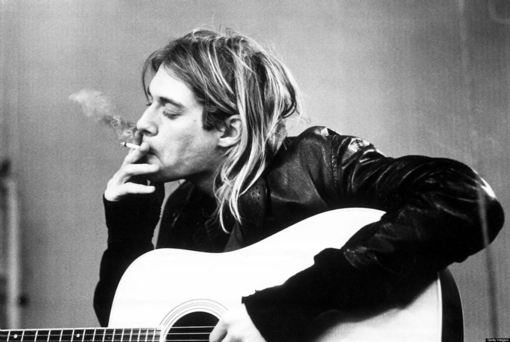 カート・コバーン Kurt Cobain