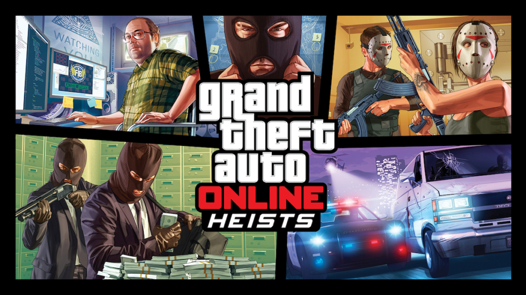グランド・セフト・オート・オンライン Grand Theft Auto Online