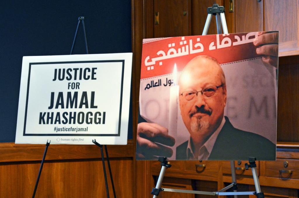 ジャマル・カショギ Jamal Khashoggi