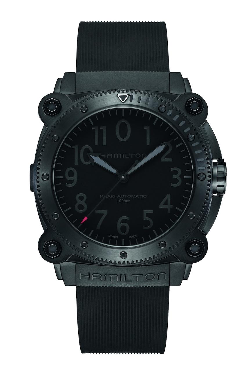 ハミルトンとクリストファー・ノーラン監督最新作 『TENET テネット』がコラボレーション  腕時計