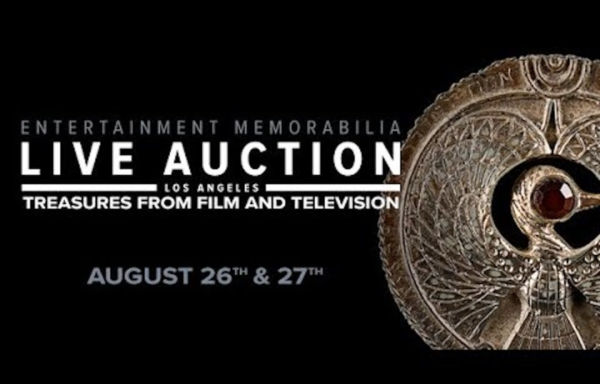 Entertainment Memorabilia Live Auction