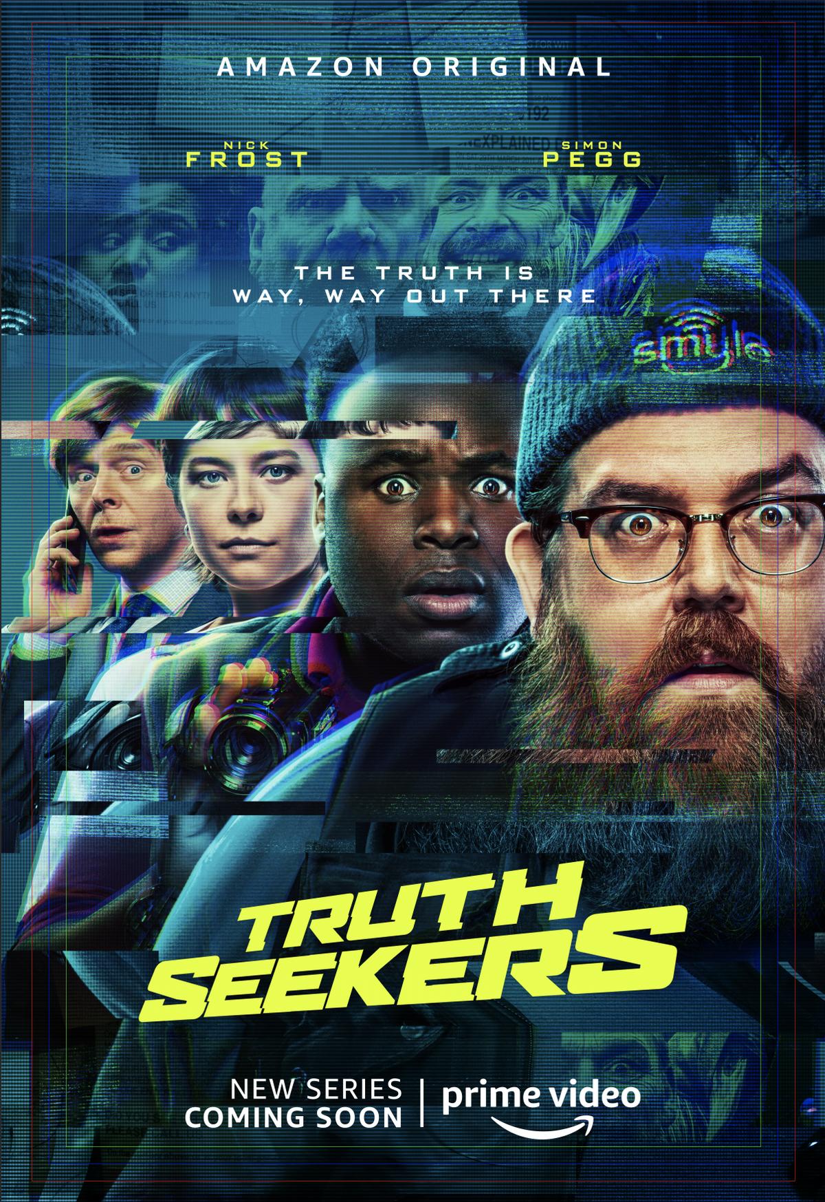Truth Seekers(原題)