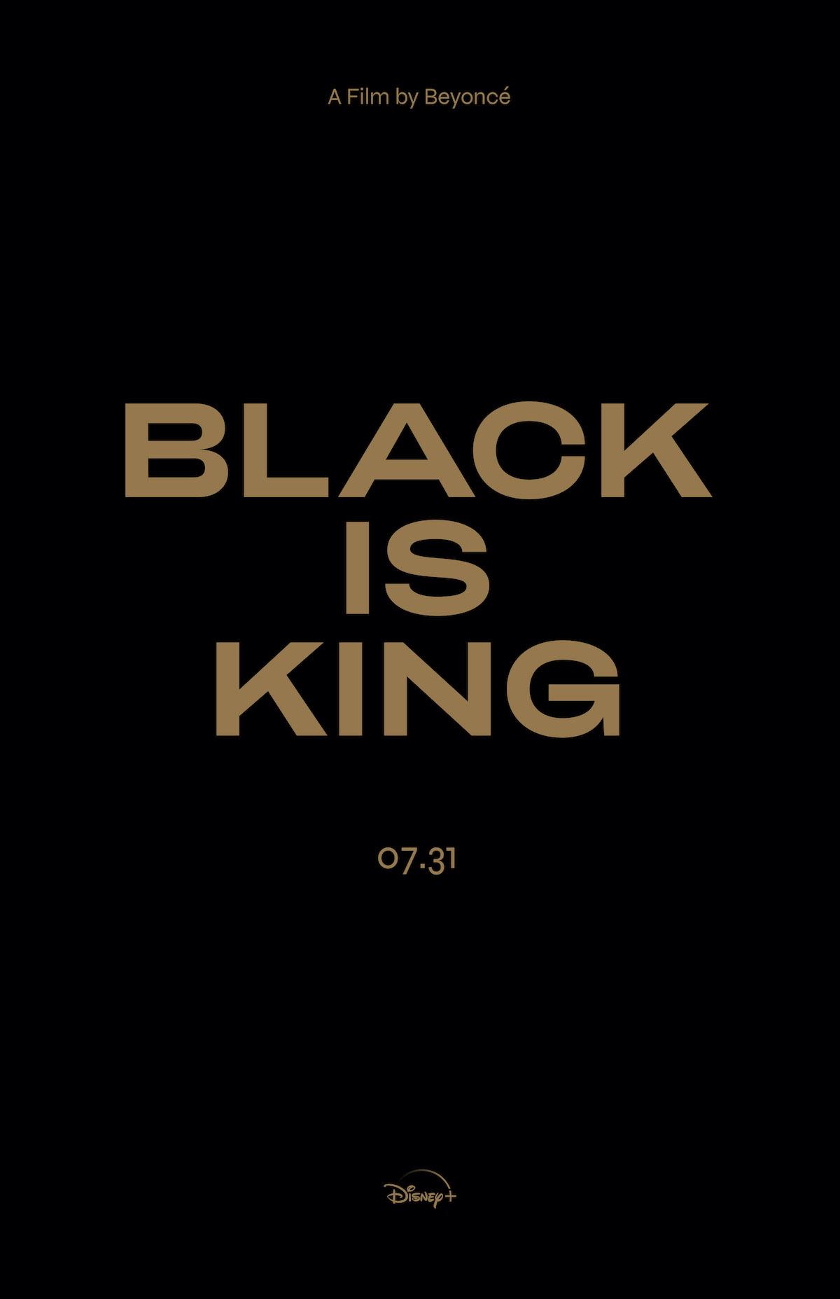 ビヨンセが脚本・監督・製作総指揮を務めたビジュアル・アルバム『ブラック・イズ・キング』