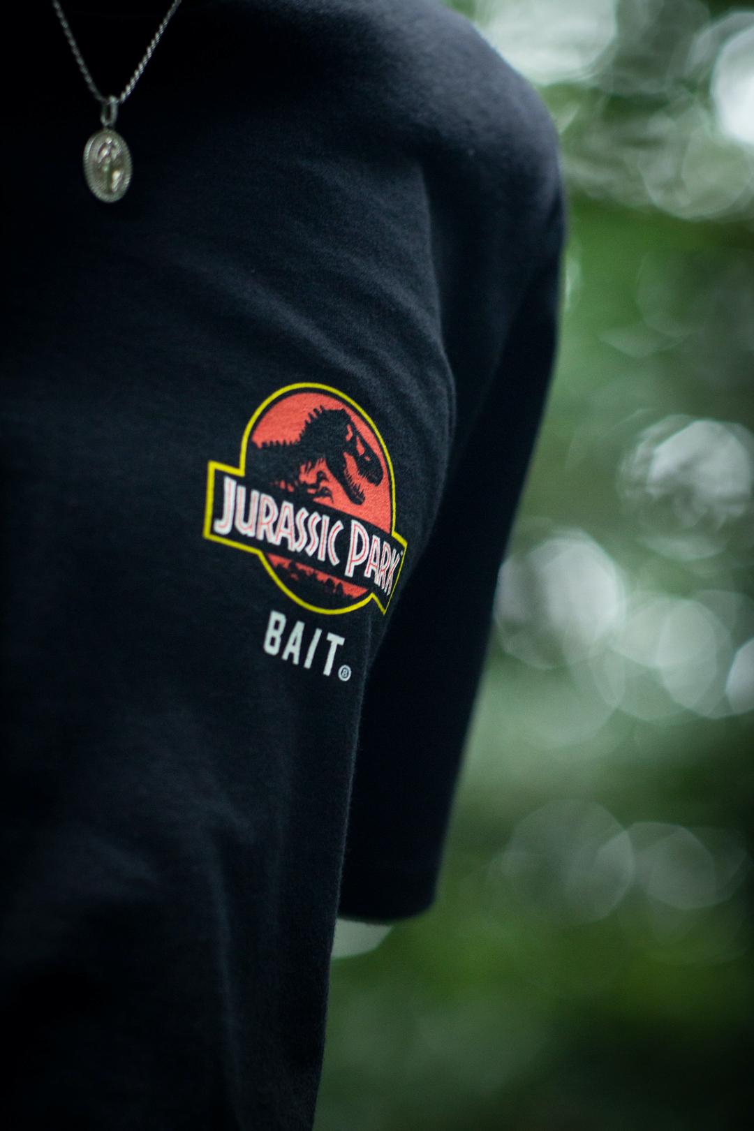 BAITと「JURASSIC PARK」コラボレーション