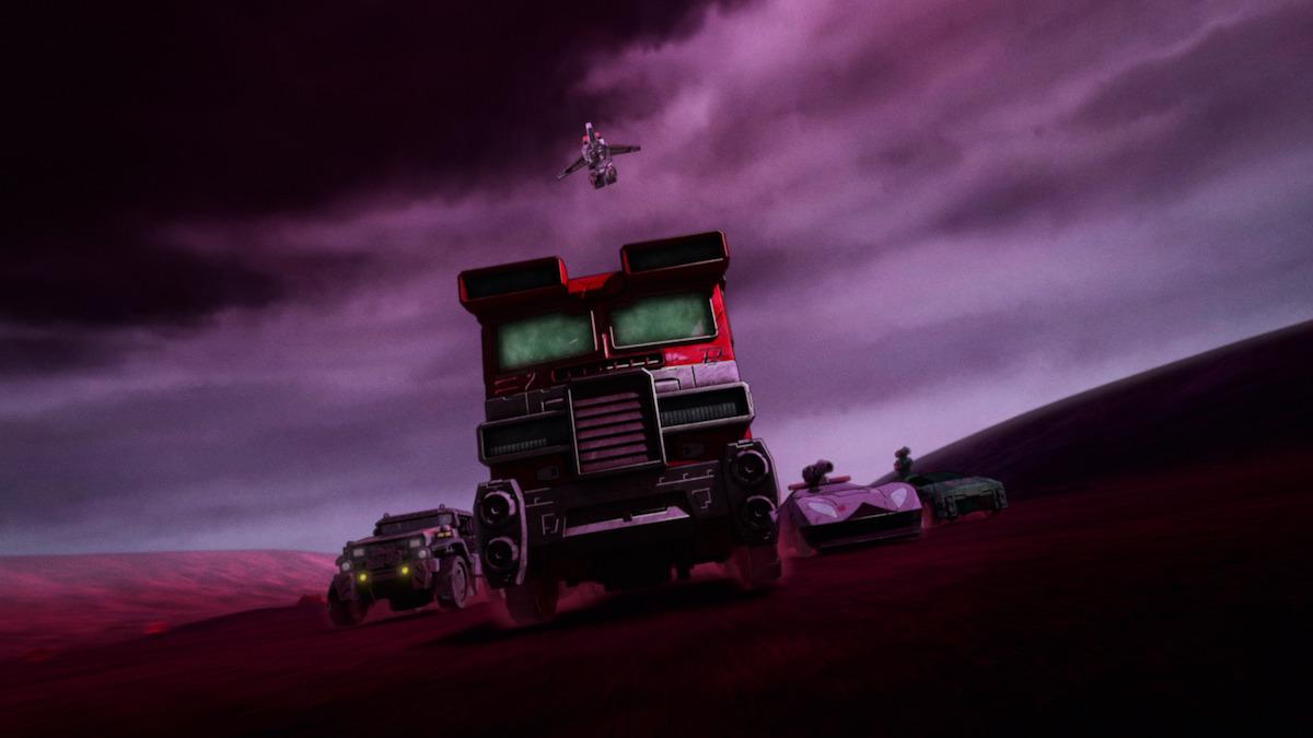 Netflixオリジナルアニメシリーズ『トランスフォーマー : ウォー・フォー・サイバトロン・トリロジー第Ⅰ章: シージ