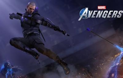 『Marvel's Avengers (アベンジャーズ)』ホークアイ