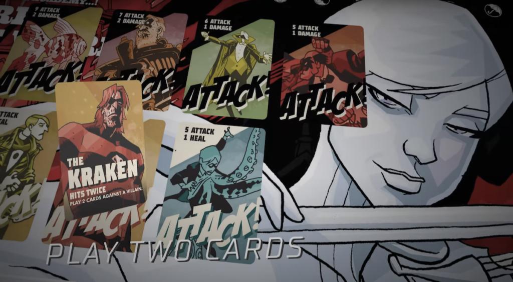 アンブレラアカデミー カードゲーム