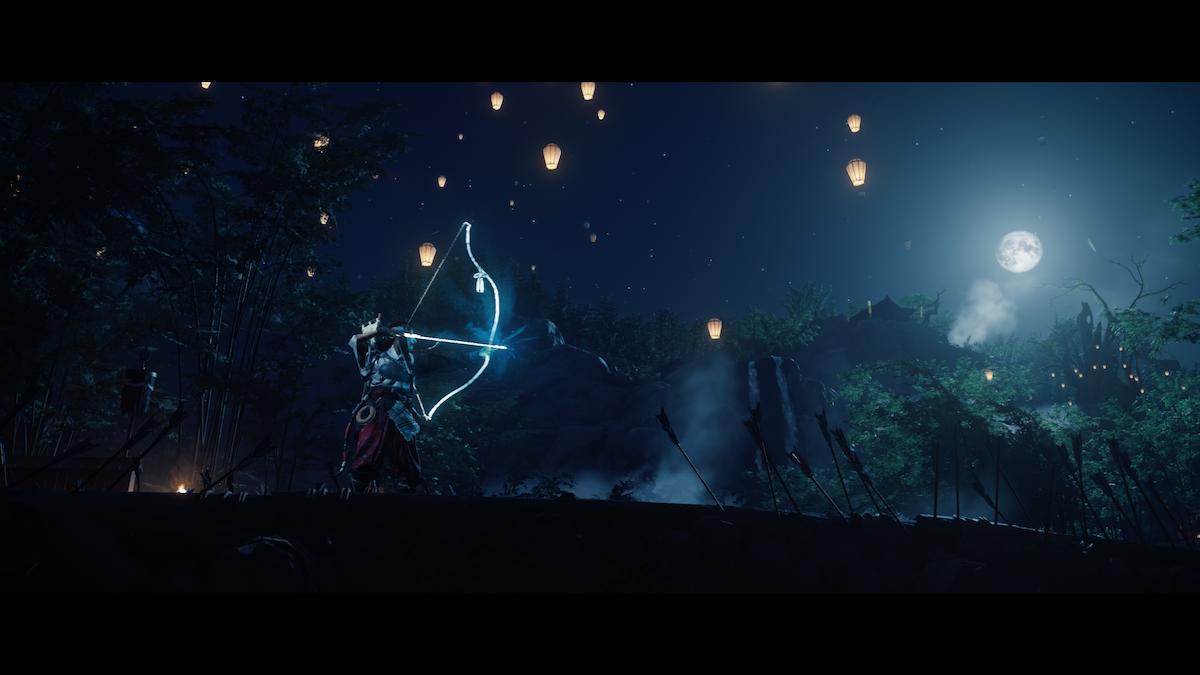 『Ghost of Tsushima』 「Legends(冥人奇譚)」モード