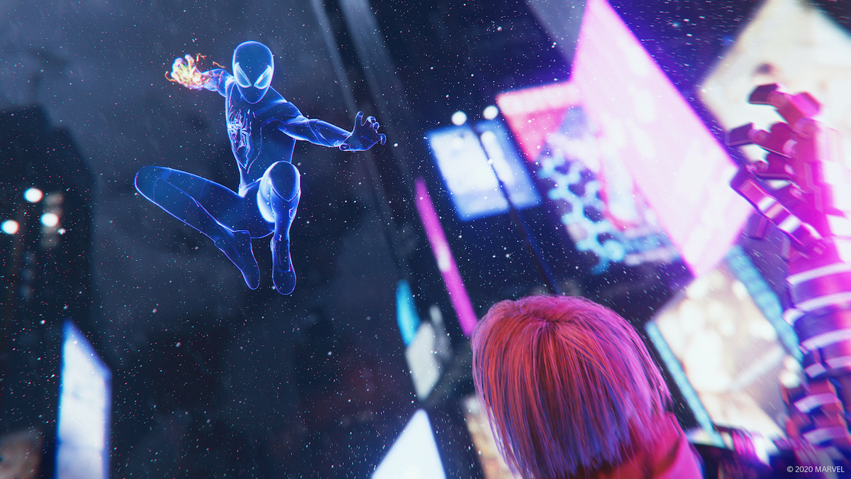 Marvel's Spider-Man: Miles Morales スパイダーマン マイルズ・モラレス