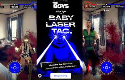 Baby Laser Tag