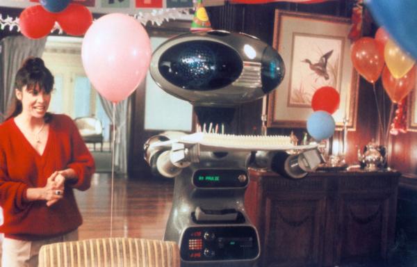 『ロッキー4/炎の友情』ロボット