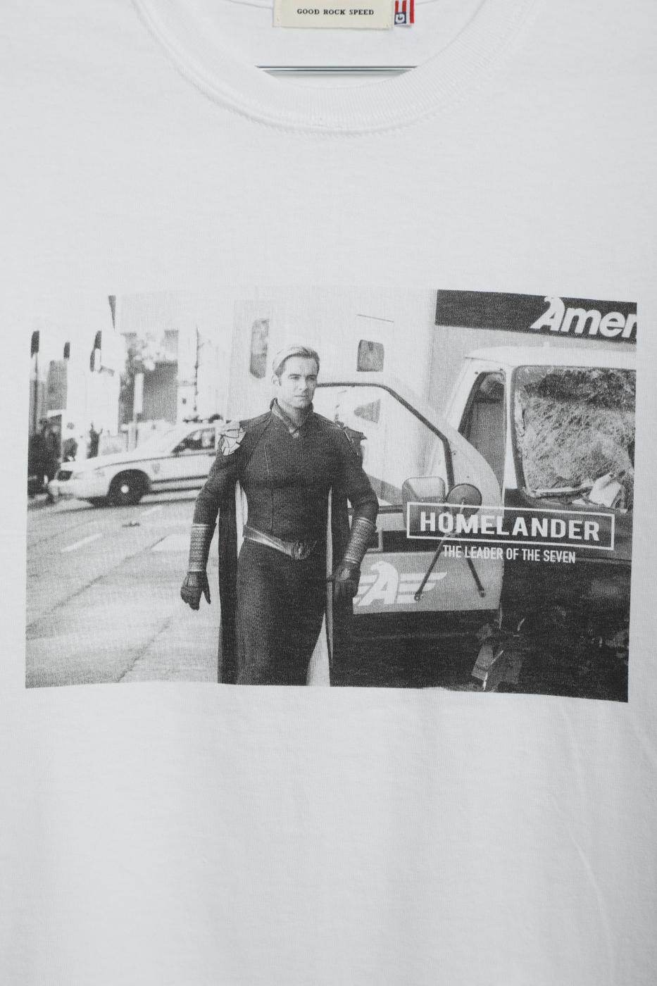 「ザ・ボーイズ」コラボTシャツ