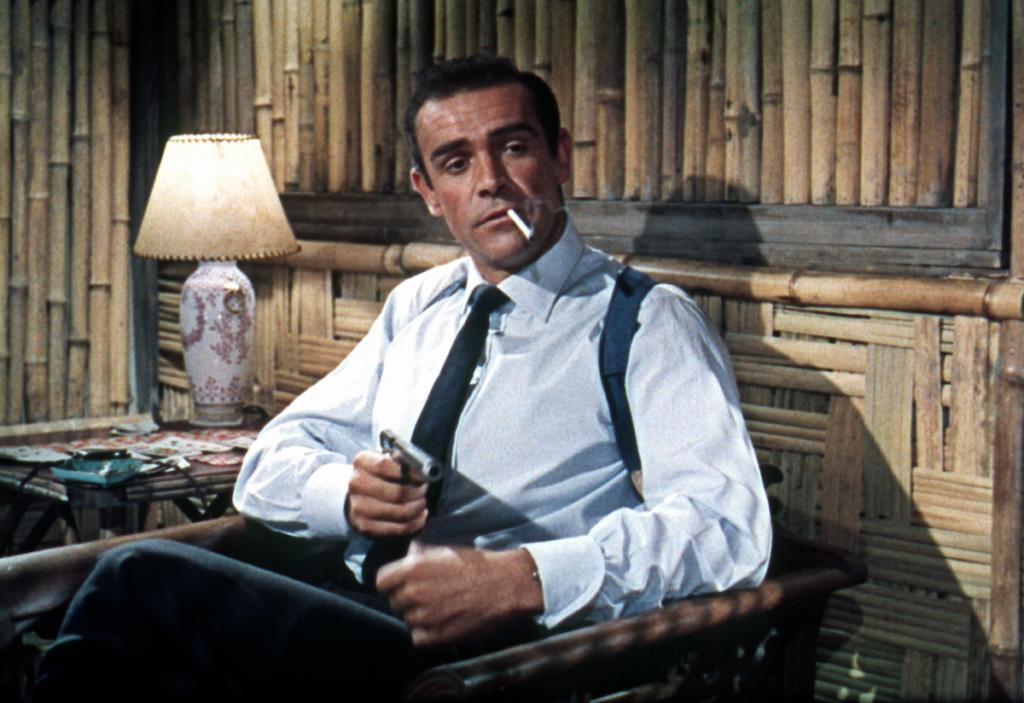 ショーン・コネリー Sean Connery