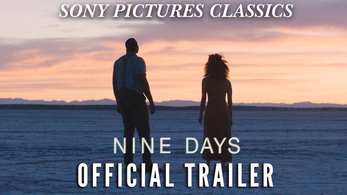 ビル・スカルスガルド&ザジー・ビーツ共演『Nine Days』米予告編 ─「魂たち」人間になれるのか、9日間の面接