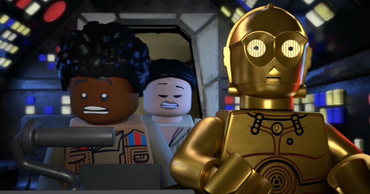 LEGO スター・ウォーズ/ホリデー・スペシャル