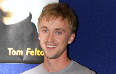 Tom Felton トム・フェルトン