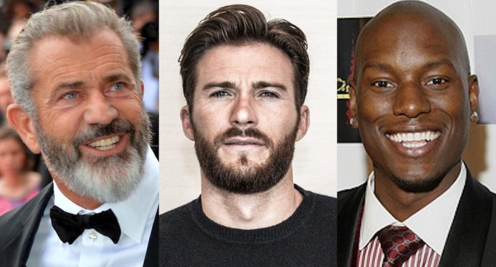スコット・イーストウッド Scott Eastwood タイリース・ギブソン Tyrese Gibson メル・ギブソン Mel Gibson
