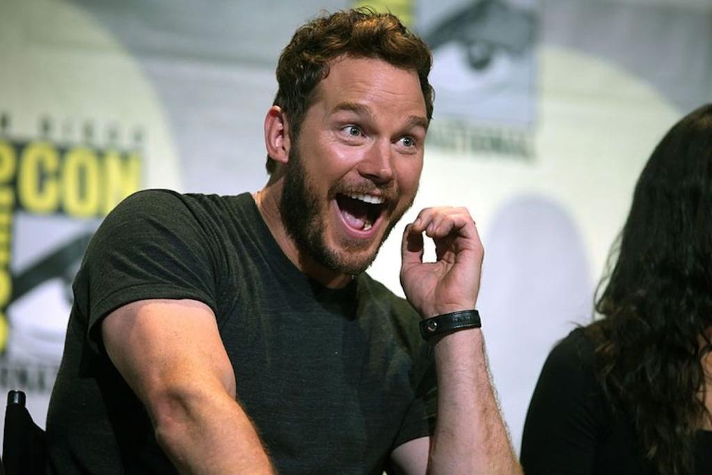 クリス・プラット Chris Pratt
